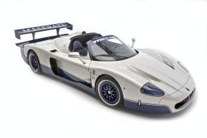 Maserati MC-12 by Edo Competition 2008 года